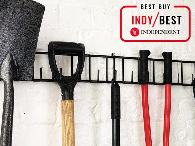 Garden Tool Hooks Toolstation - Garden Design Ideas