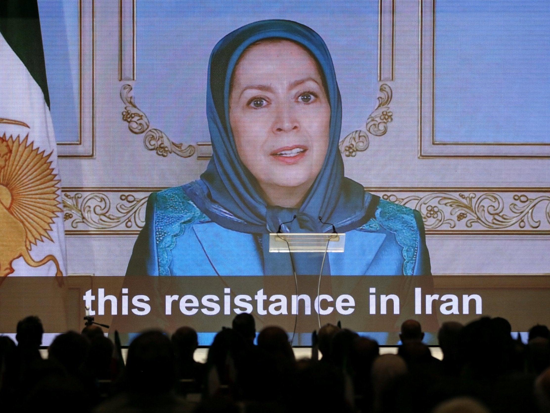 Mojahedin Khalq MEK Rajavi Iranian Cult
