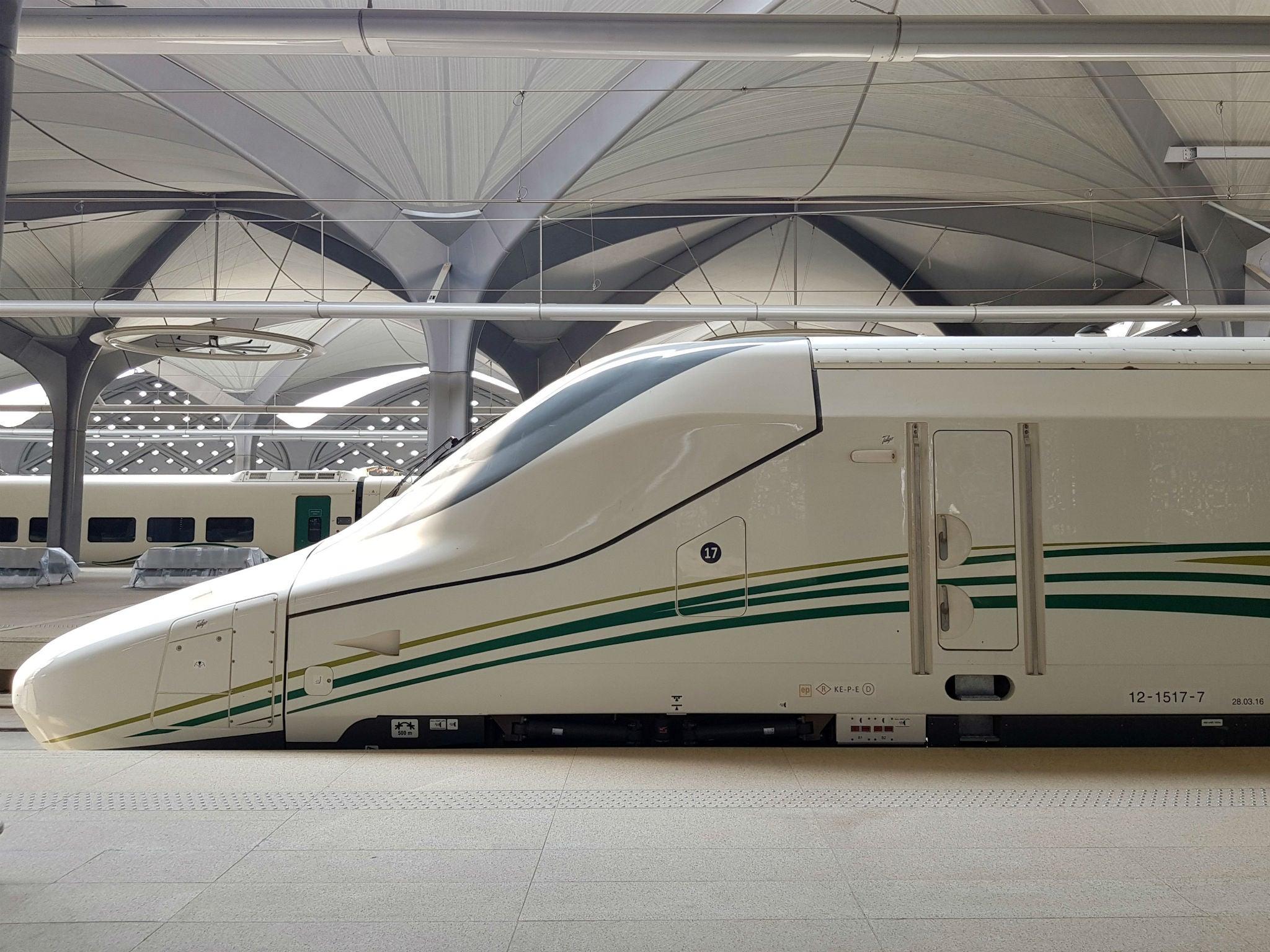 Saudi Arabia opens high speed train linking Islam's holiest