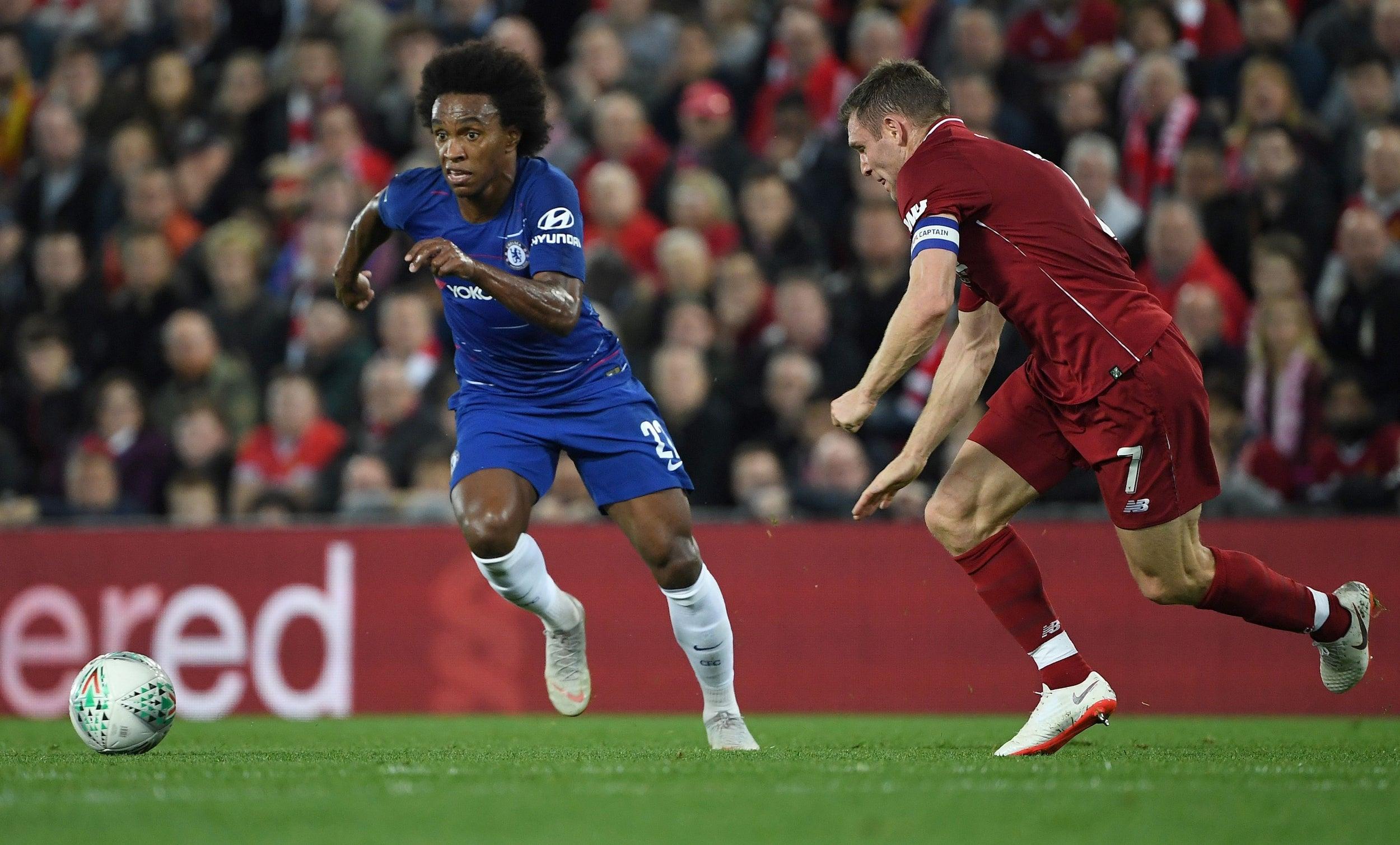 Chelsea vs Liverpool - as it happened: Daniel Sturridge scores late