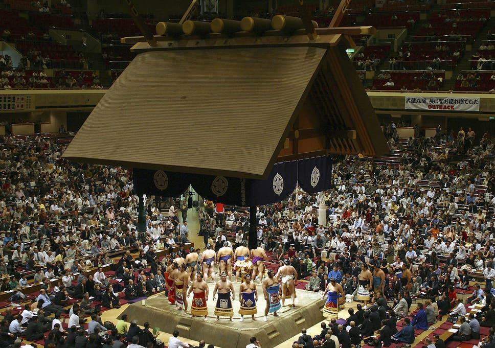 The art of sumo wrestling: From religious ritual to elite ...