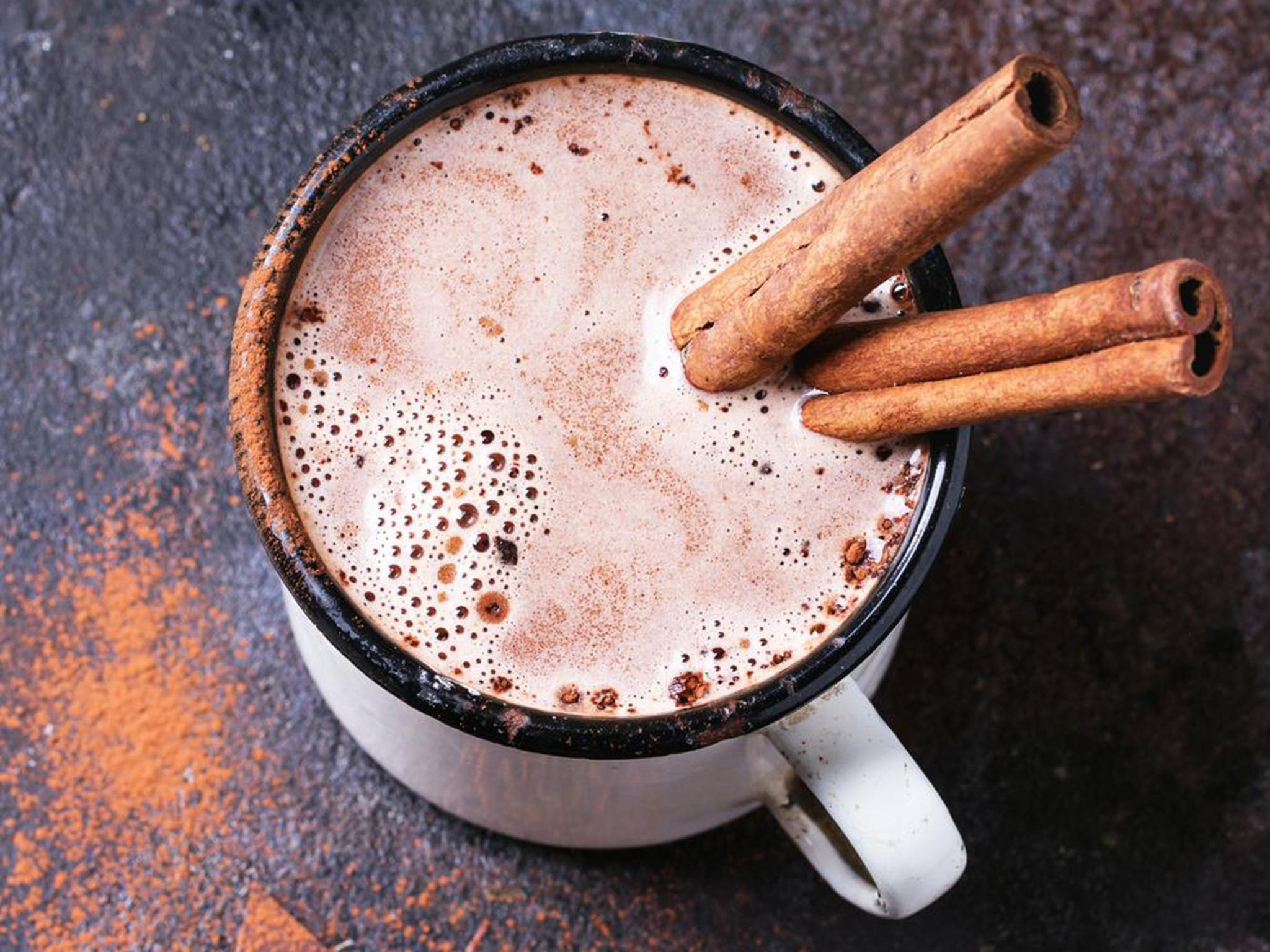 12 best hot chocolates