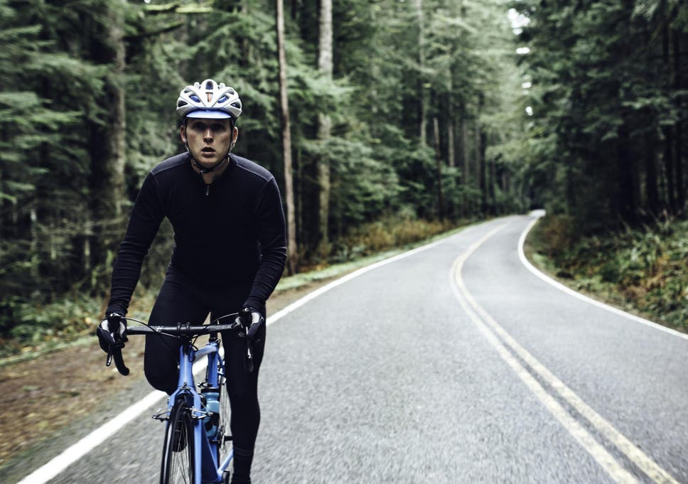Get on your bike  cycling in comfort in all weather means wearing the right  sportswear 2be6be3f5