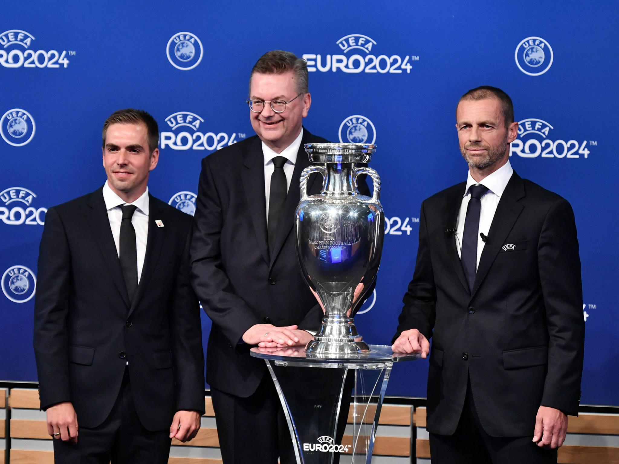 Đức chính thức là nước chủ nhà EURO 2024