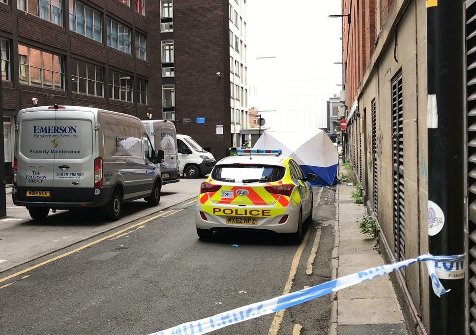 Police Launch Murder Investigation Over Body Found In Manchester