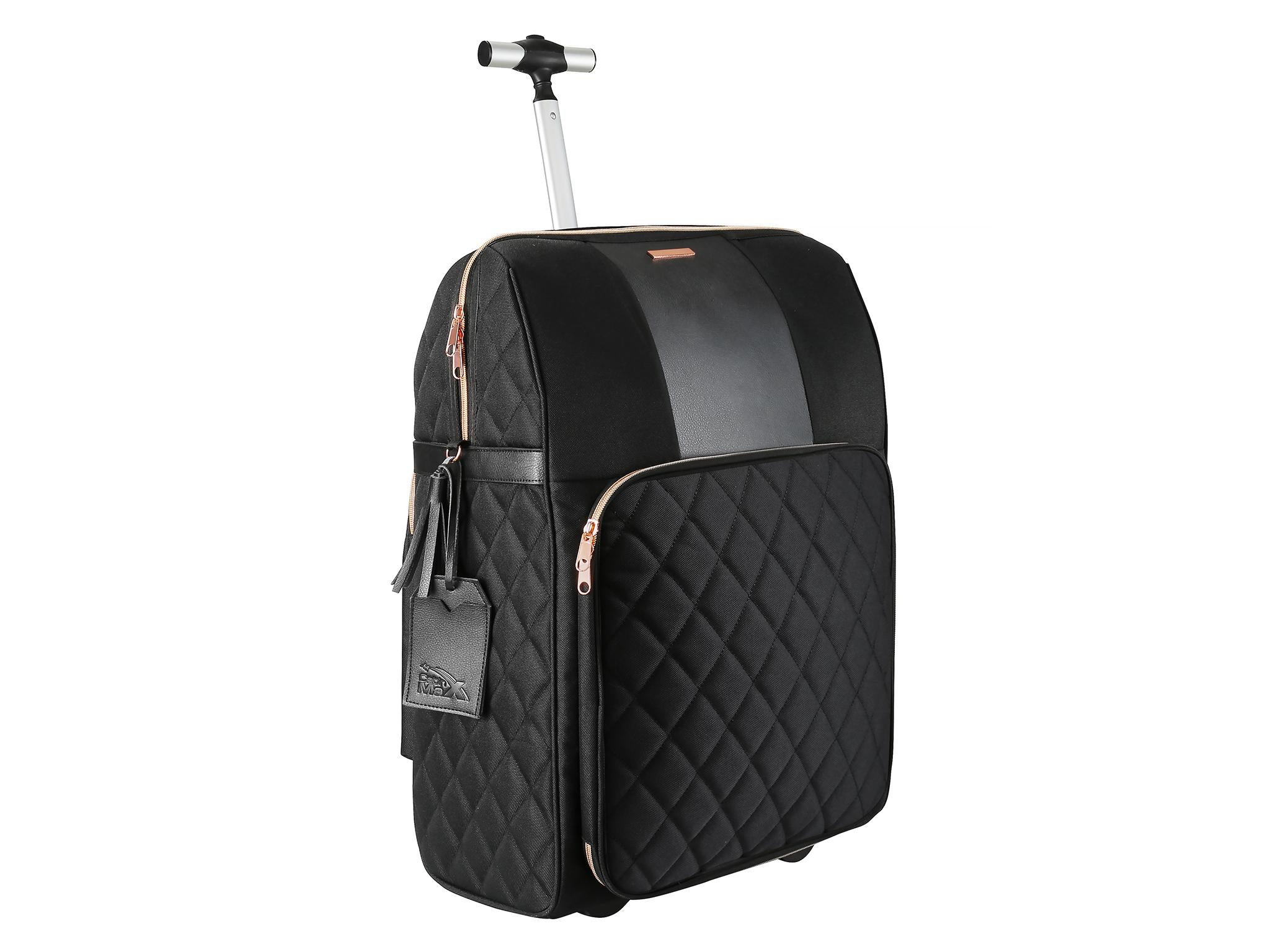 Travel Hack Pro Cabin Case with Handbag Compartment  £76 892f0ad7506c3