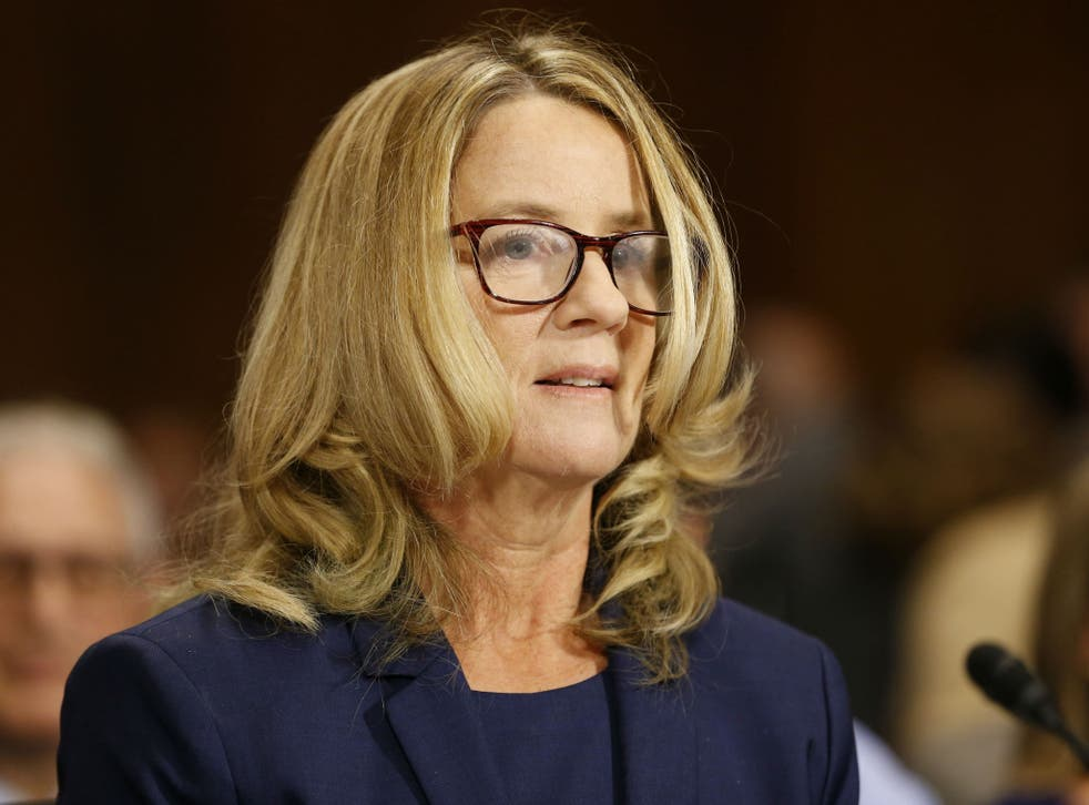 Dr Christine Blasey Ford testified last week that she has suffered from mental health problems in the decades after she was allegedly sexually assaulted