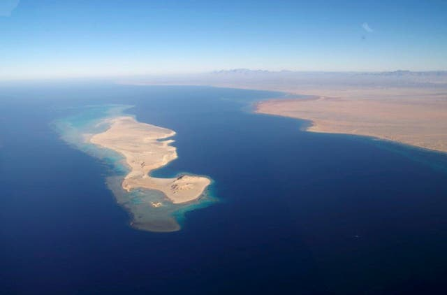 An area on Saudi Arabia's northwestern coast of the Red Sea has been earmarked to host a new luxury tourism destination