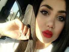 Iraqi model and Instagram star shot dead in Baghdad