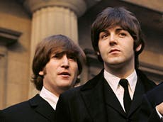 The Beatles' White Album back in charts thanks to 50th