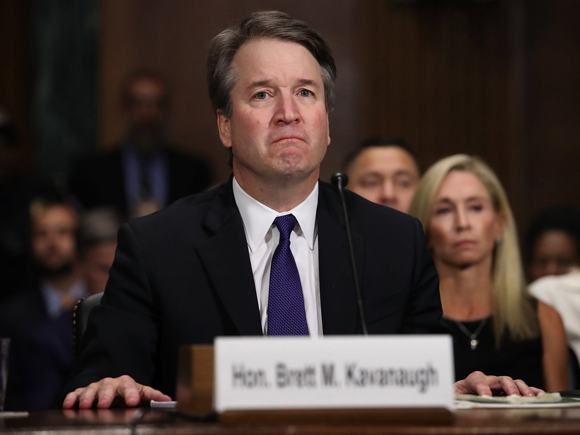 Brett Kavanaugh vote: Watch live as Senate Judiciary Committee deliberate on Supreme Court nomination in wake of Dr Christine Ford testimony