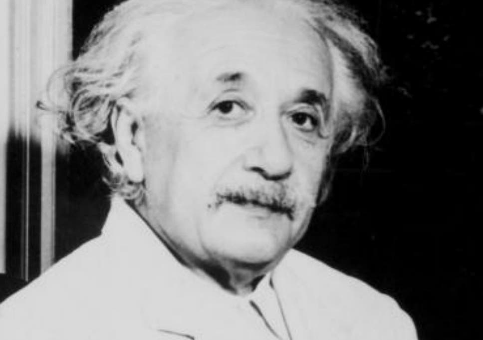 Albert Einstein Letter In Which Physicist Explicitly Rejected