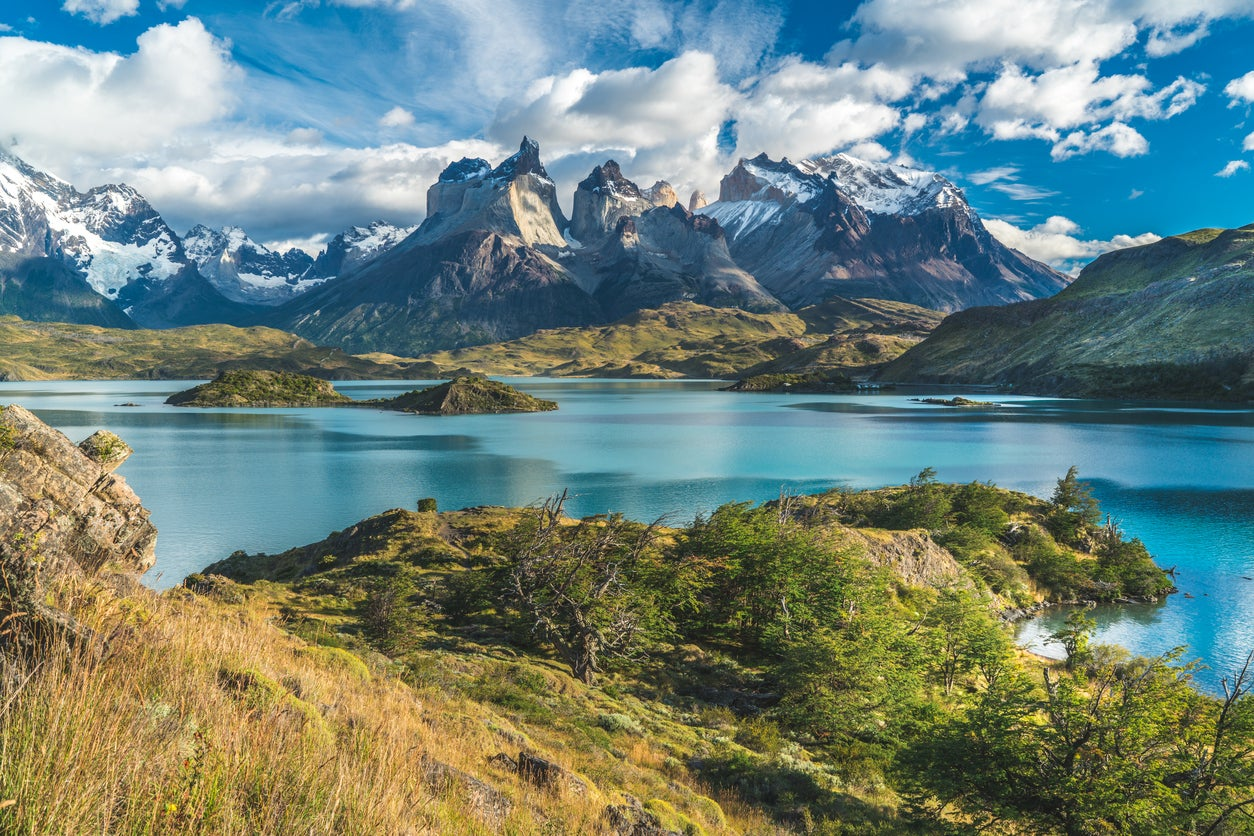 Chile launches epic hiking route through Patagonia region