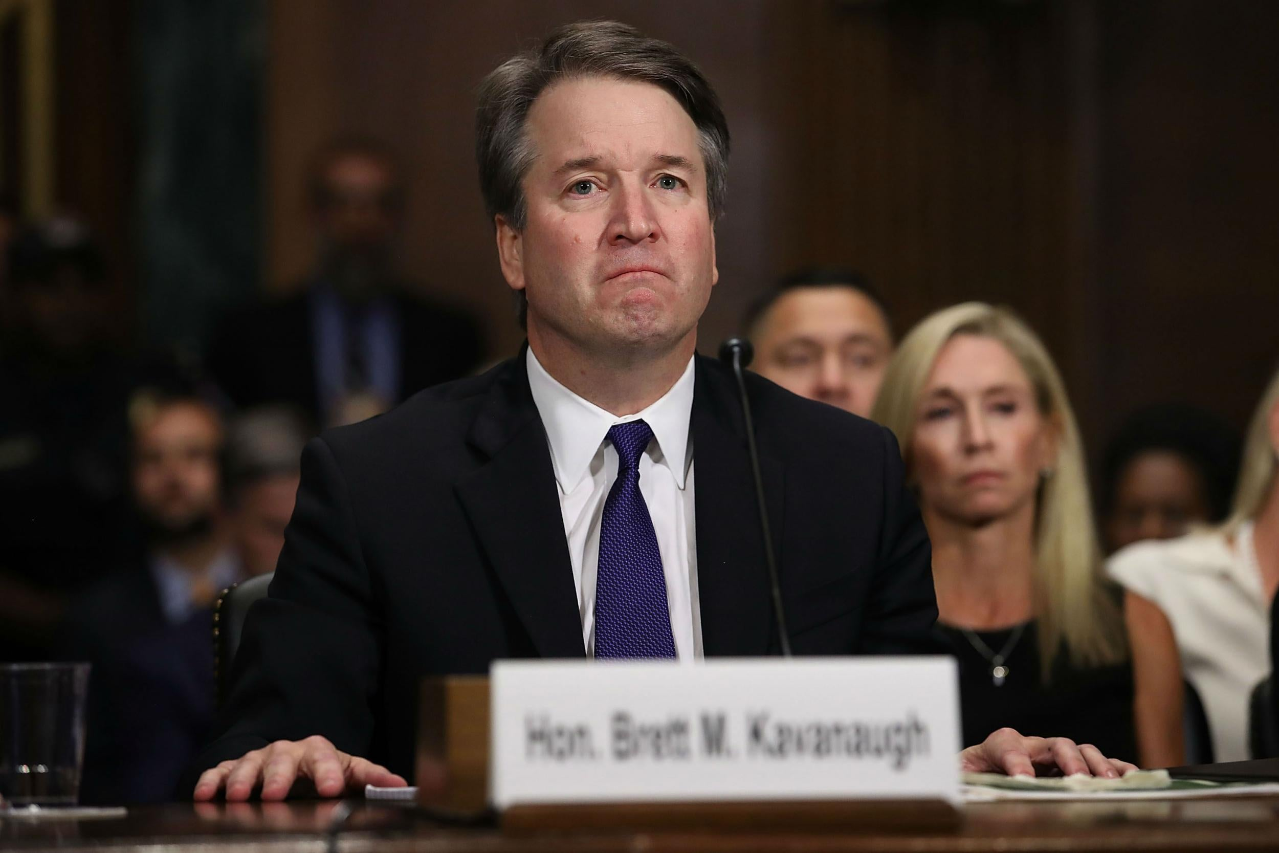 Trump denies restricting FBI investigation into Brett Kavanaugh sexual assault allegations