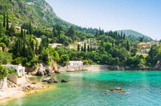 British holidaymaker forced to quarantine in Greece