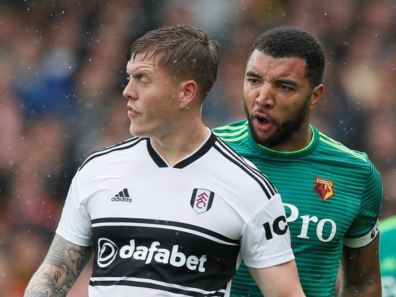 Fulham manager Claudio Ranieri reveals defender Alfie Mawson injured himself while putting on his boots