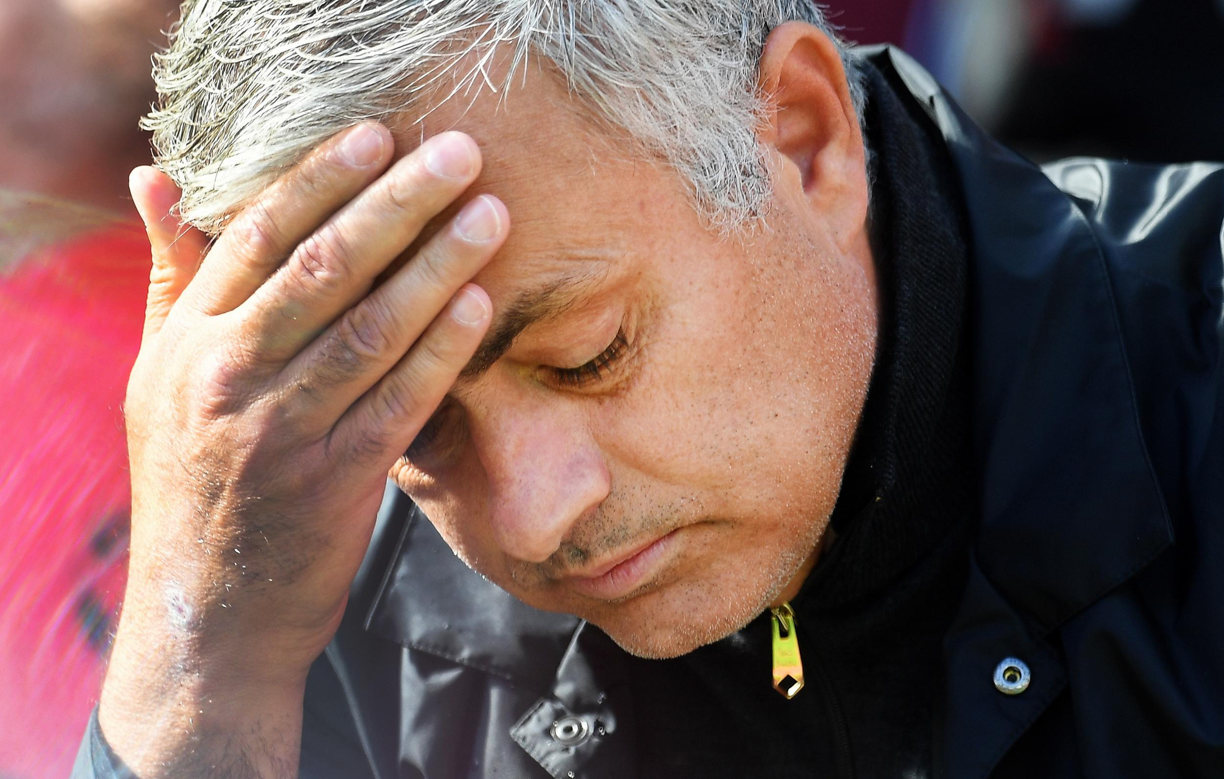 Manchester United Are Depressingly Bad And It Could See Jose Mourinho Sacked By Christmas The Independent The Independent
