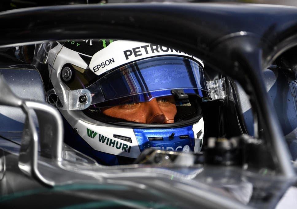 0cb88704ae Russian Grand Prix  Lewis Hamilton error opens the door for Valtteri ...