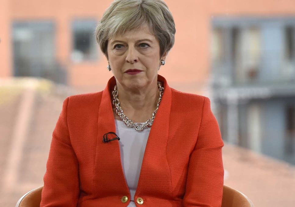 may and her ministers have destroyed lives with her hostile
