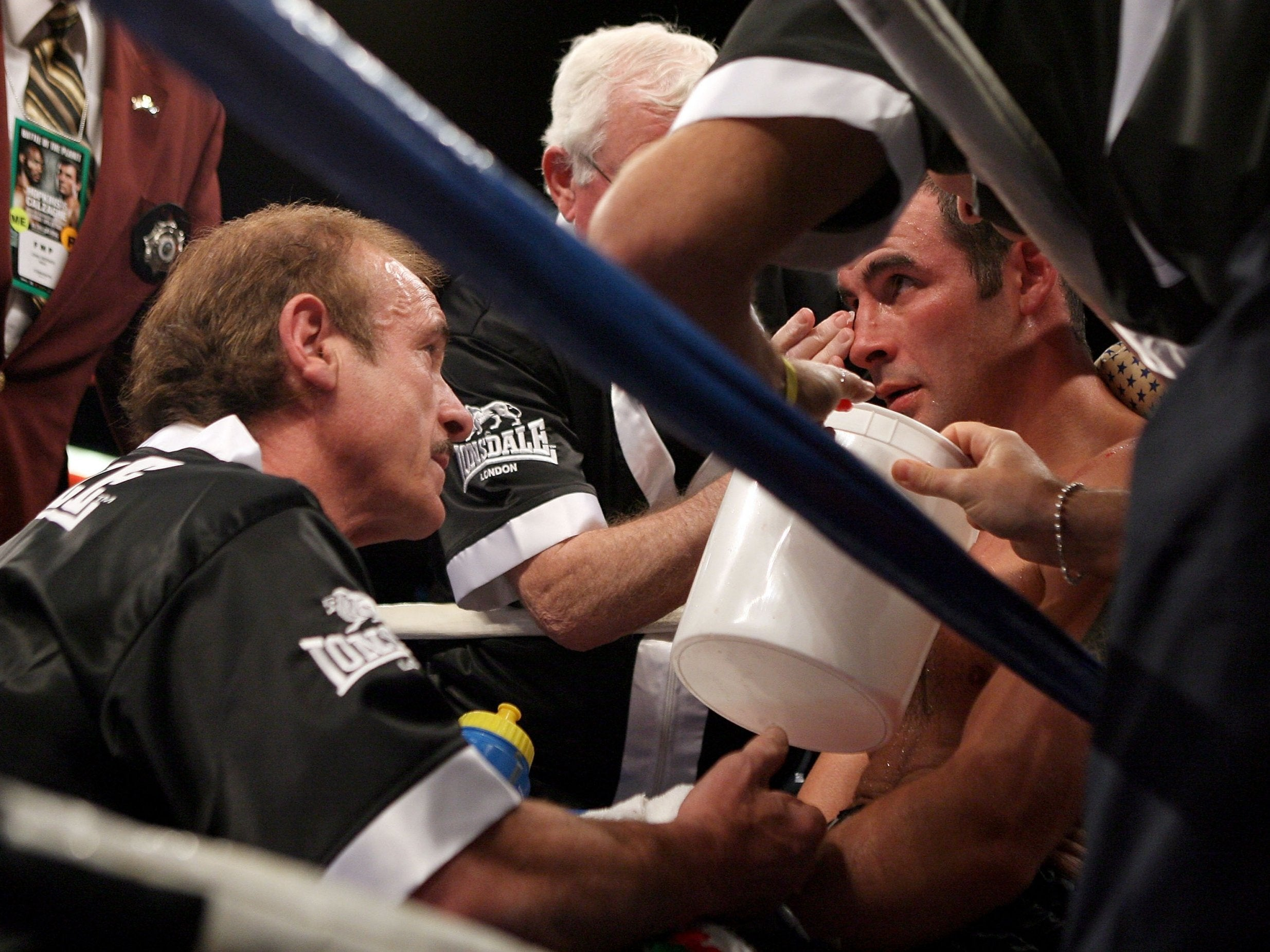 Enzo Calzaghe: Trainer who guided his son Joe to boxing greatness