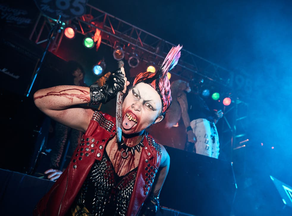 Blood, guts and vampires at Universal Orlando's Halloween Horror Nights, on until 3 November