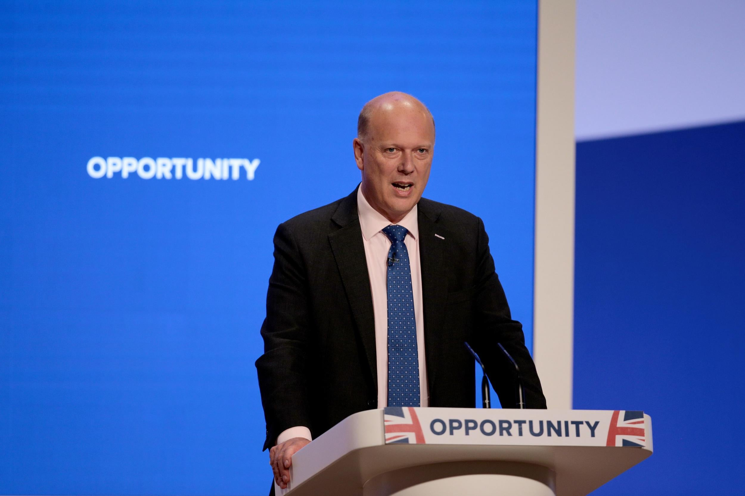 Dear chris grayling it 39 s okay to compare brexit to an - Garden state orthopedics fair lawn ...