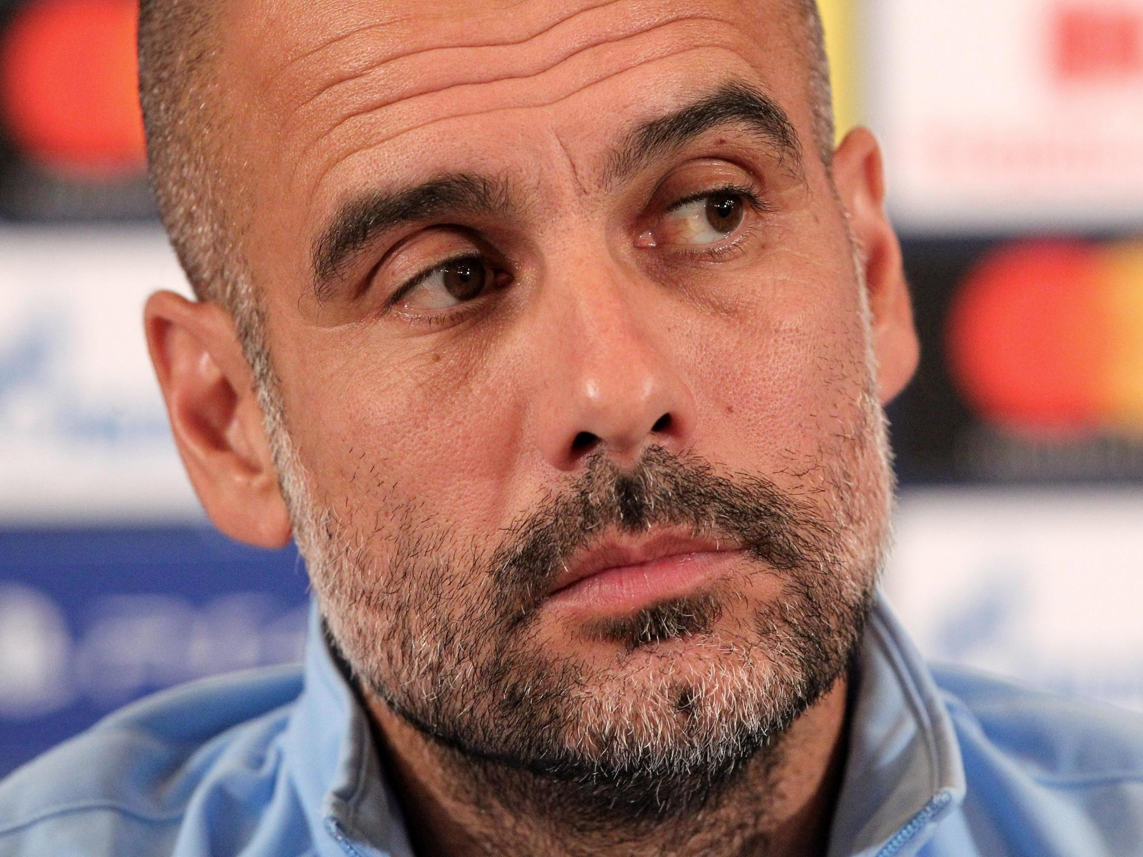 Pep Guardiola wants Manchester City to wake up to ...