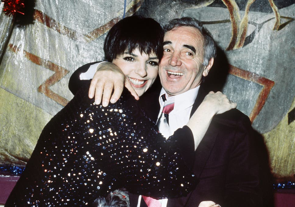 Charles Aznavour: French singer championed by Edith Piaf who