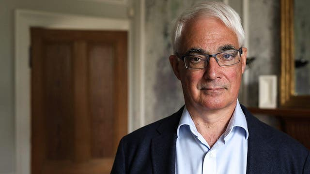 Pound saver: former chancellor Alistair Darling helped bail out the banks