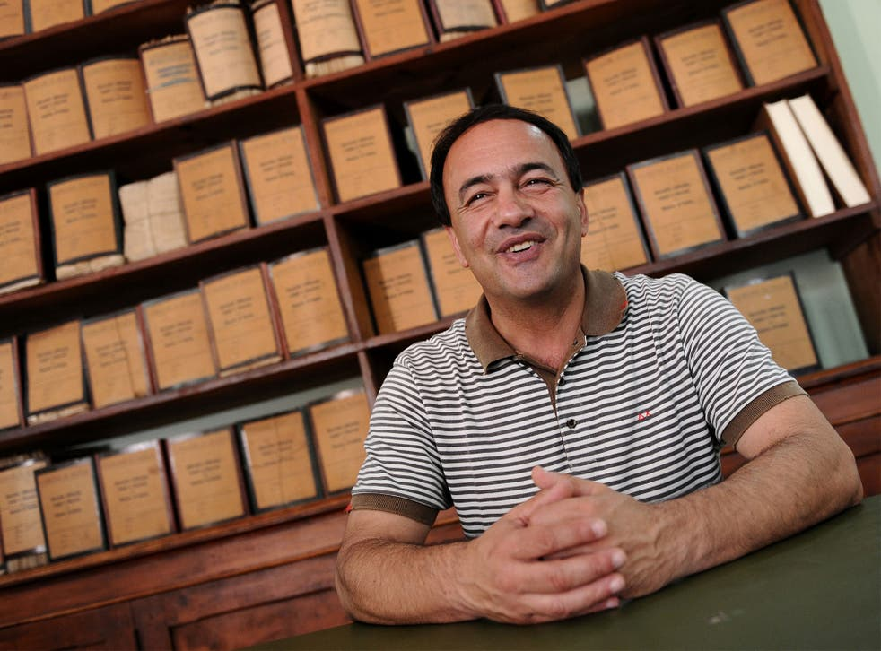 Domenico Lucano became internationally famous during the migrant crisis for his efforts to welcome refugees