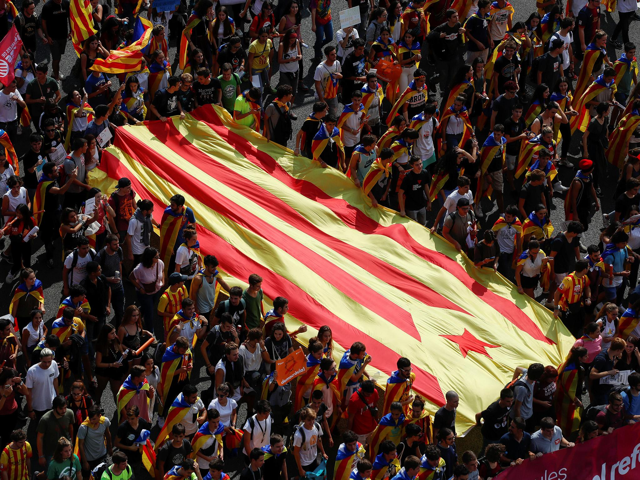catalonia latest news breaking stories and comment the independent