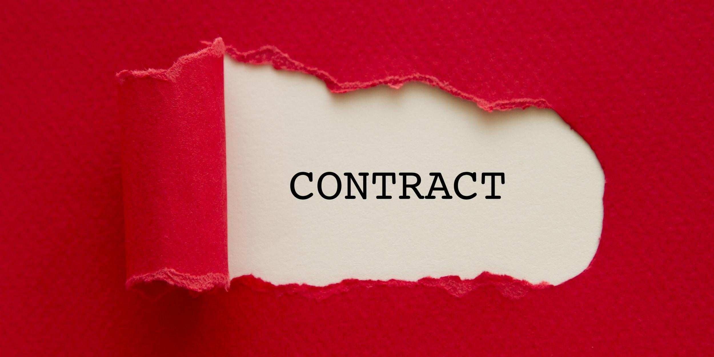 Controlling girlfriend gives her boyfriend a contract with