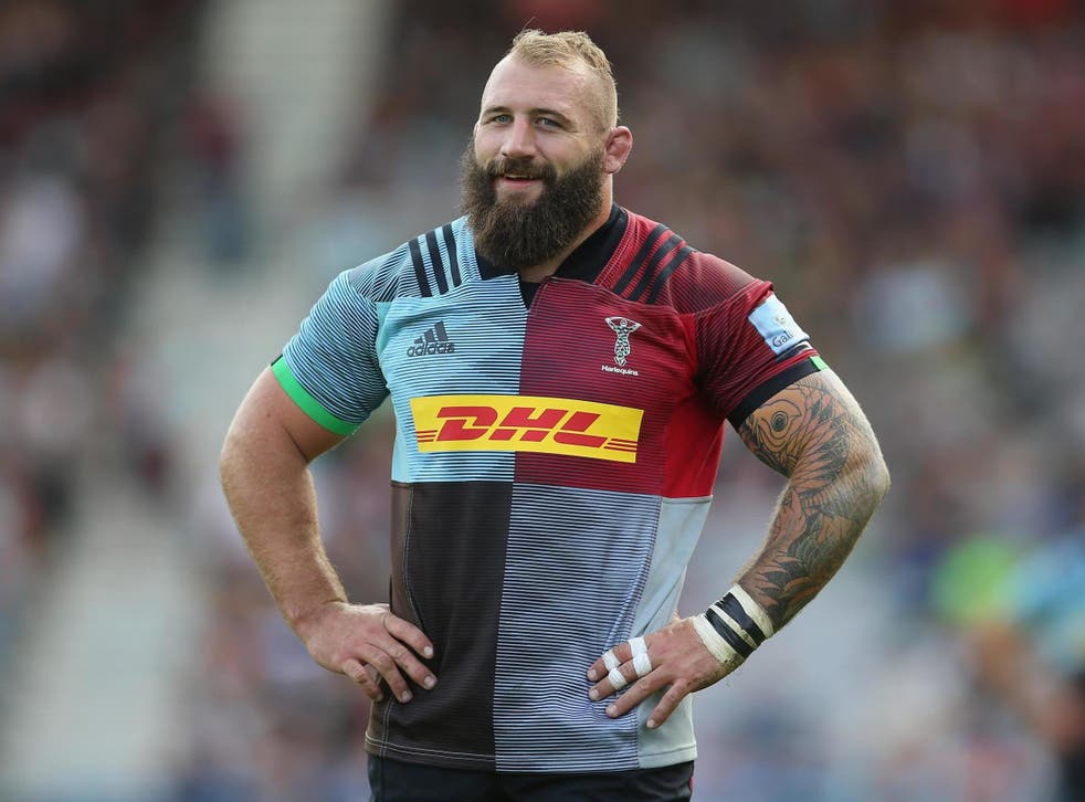 Joe Marler said he would look to get banned before England games