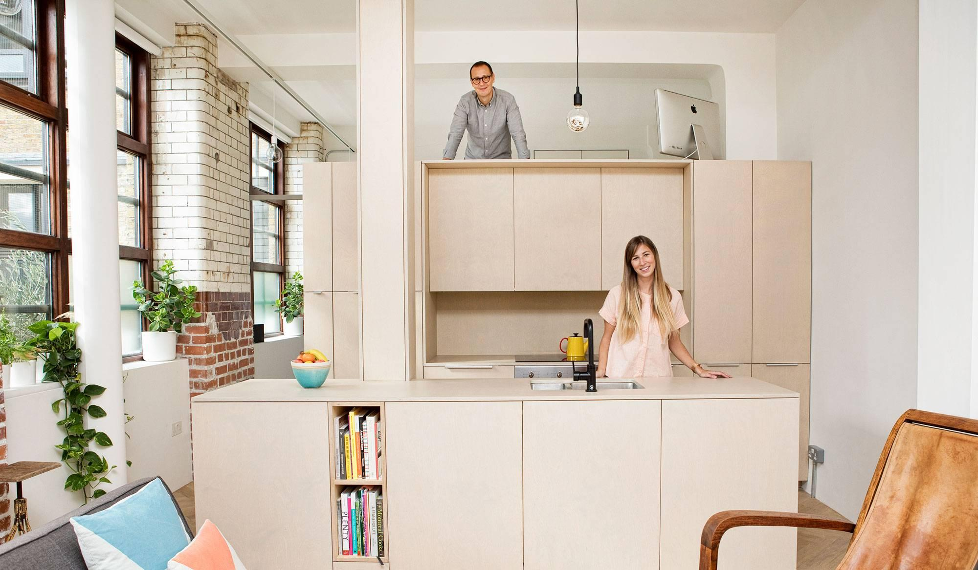 This Spacious London Micro Flat Could Be A Blueprint For Future