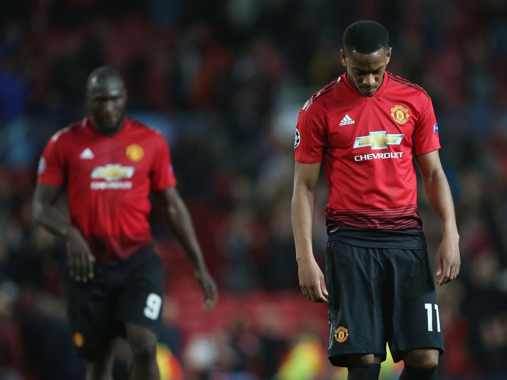 Manchester United player ratings vs Valencia