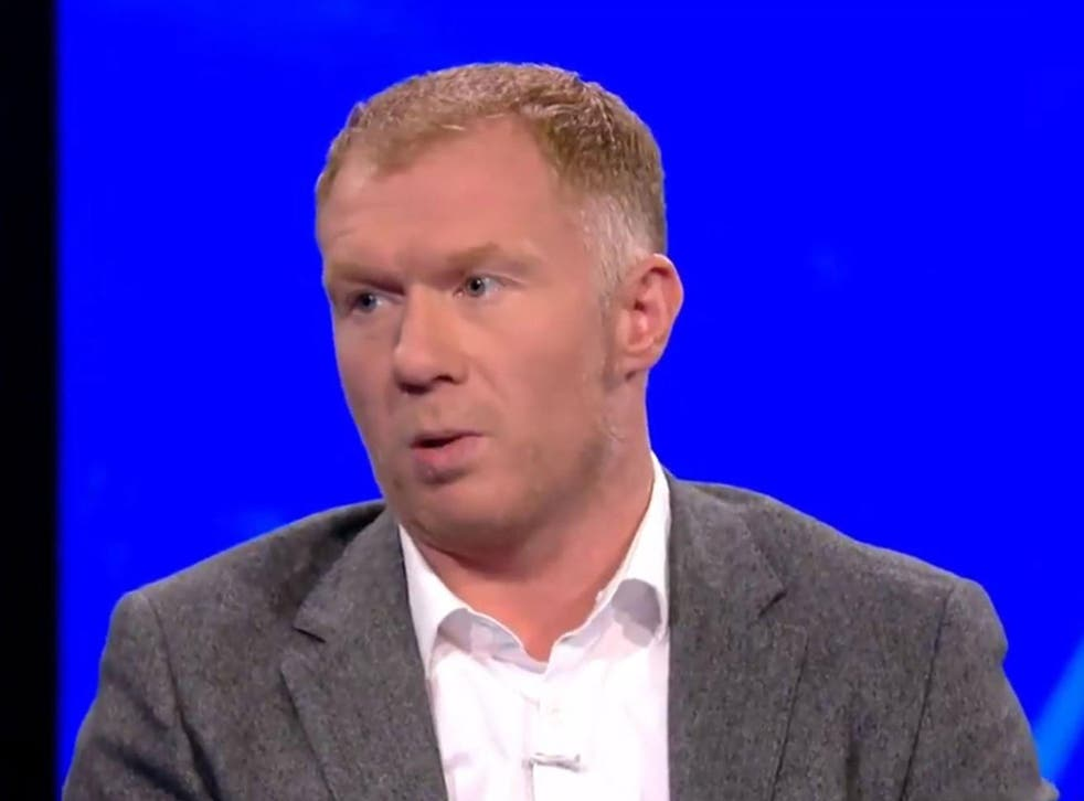 Paul Scholes accused Jose Mourinho of 'embarrasing' Manchester United