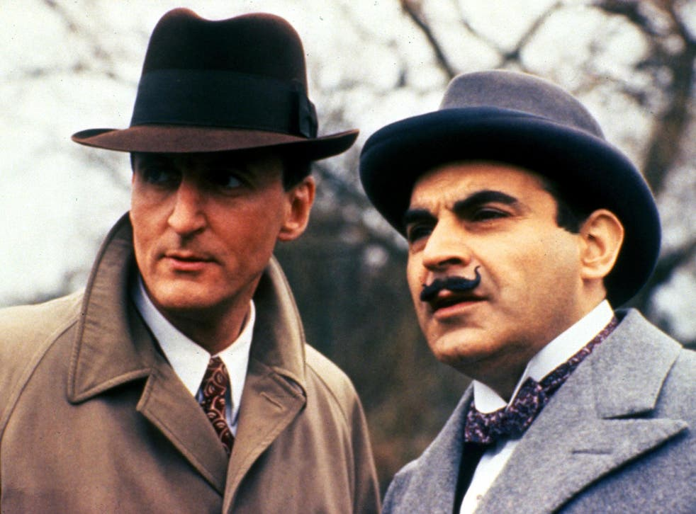 Classic whodunnits often tell the whole story in retrospect, for example with Arthur Hastings recounting the adventures of Hercules Poirot