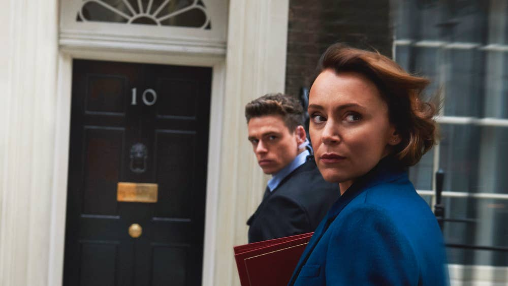 Bodyguard Season 2 Creator Jed Mercurio In Talks With Bbc