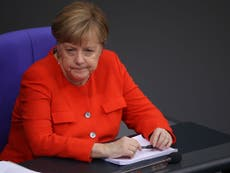 Merkel to be challenged as CDU party leader by German businessman