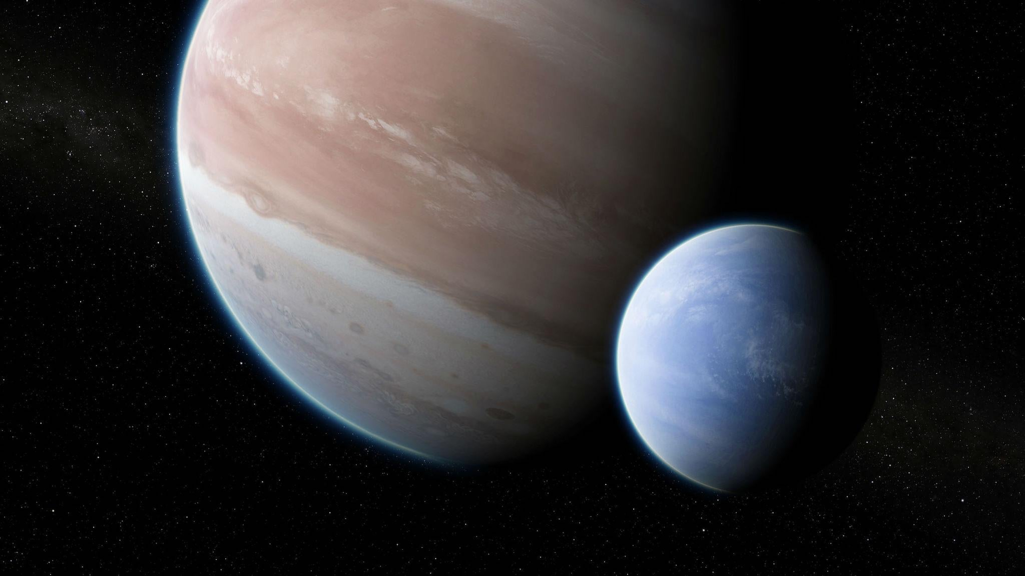 Astronomers spot the first ever 'exomoon' orbiting a distant world