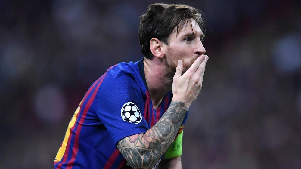 Tottenham 2-4 Barcelona