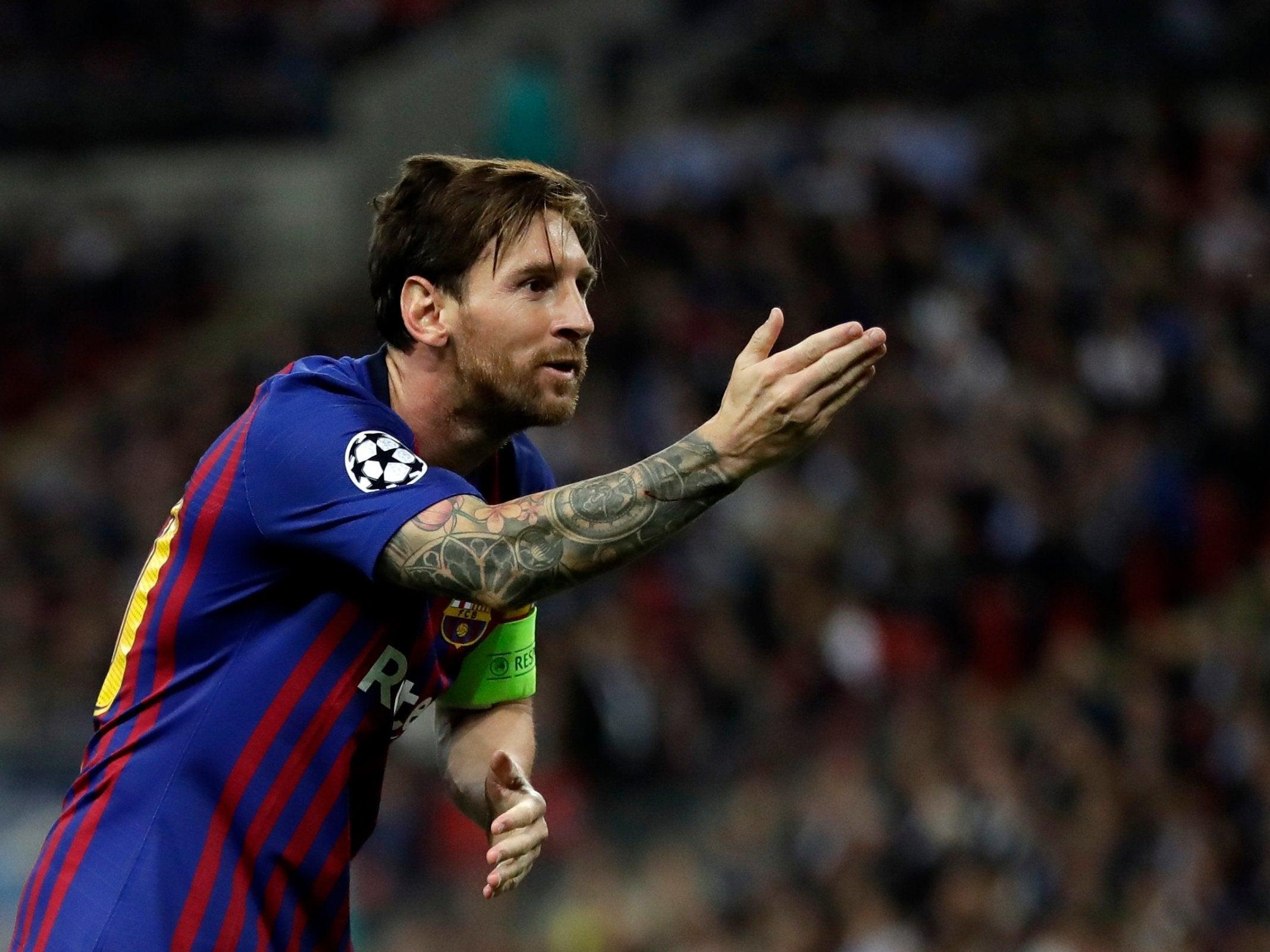 Tottenham vs Barcelona  Lionel Messi remains a genius beyond comprehension   10ea9970f