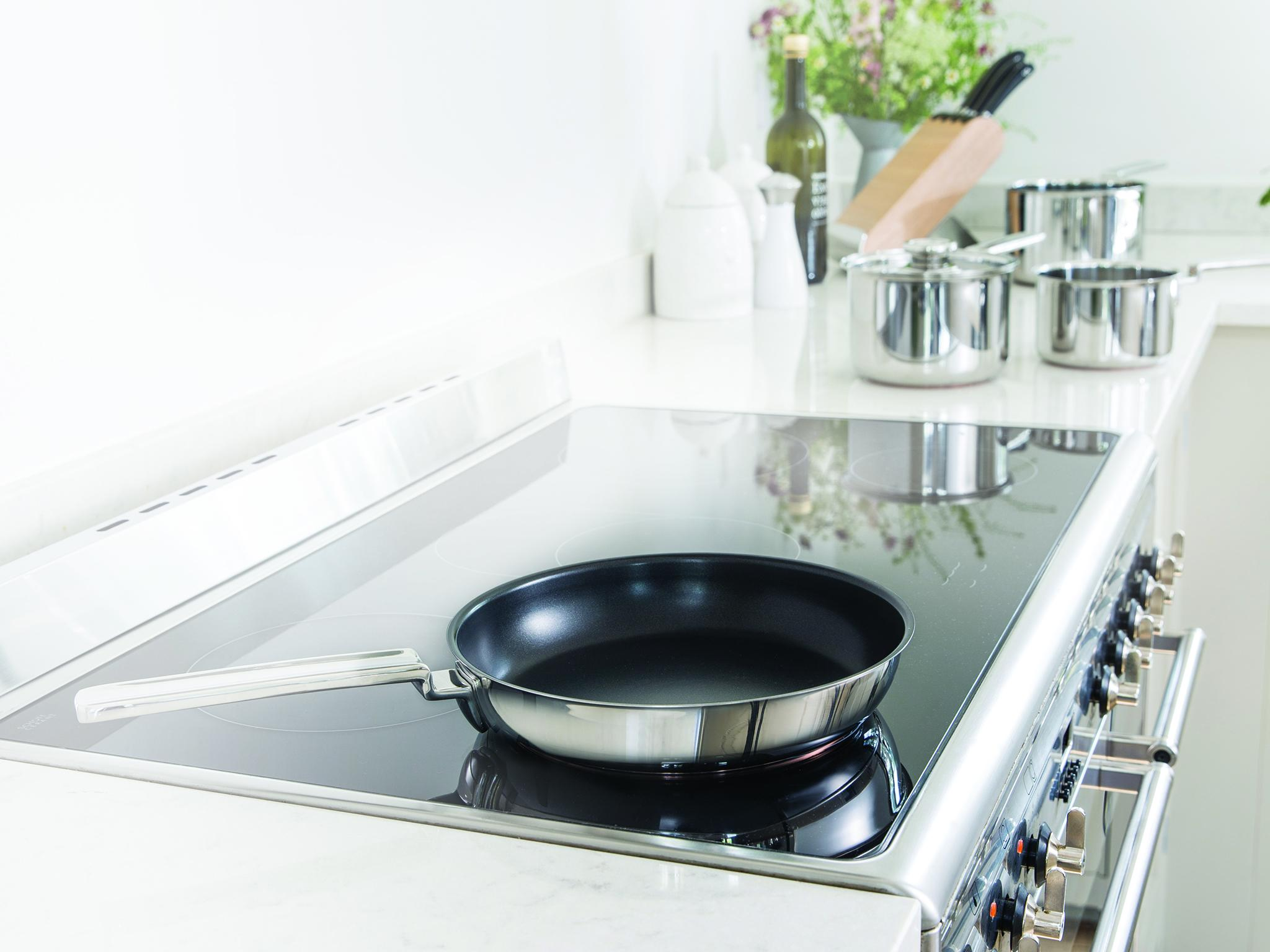 Best non stick frying pan: A pan perfect for eggs, meat, fish and