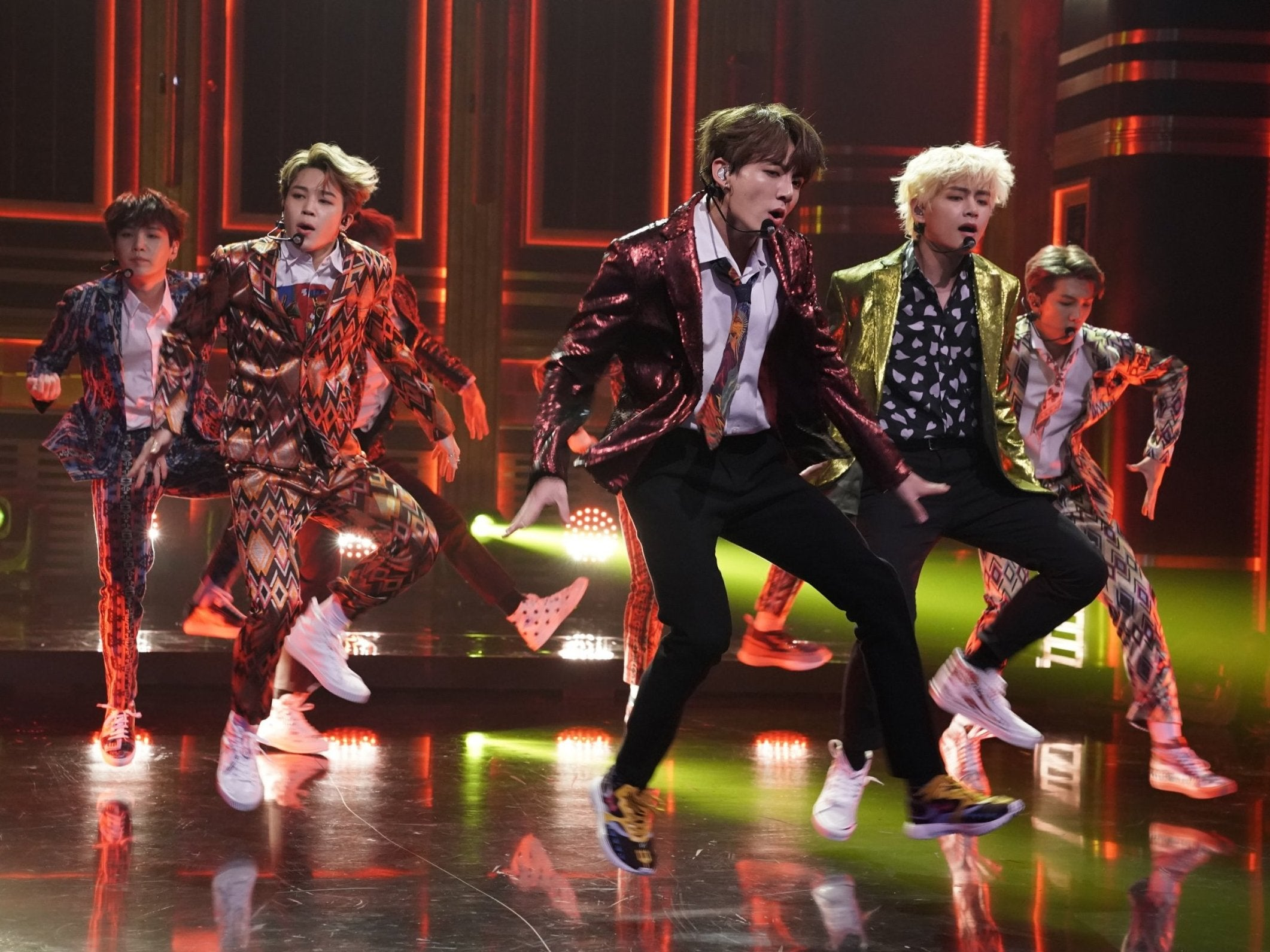 BTS on Graham Norton: When are the K-pop band playing on BBC One