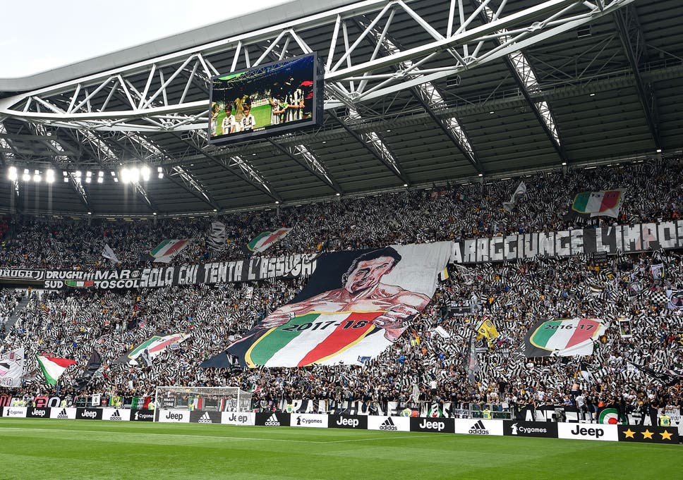 Many Juventus Ultras have become disillusioned with the Turin club