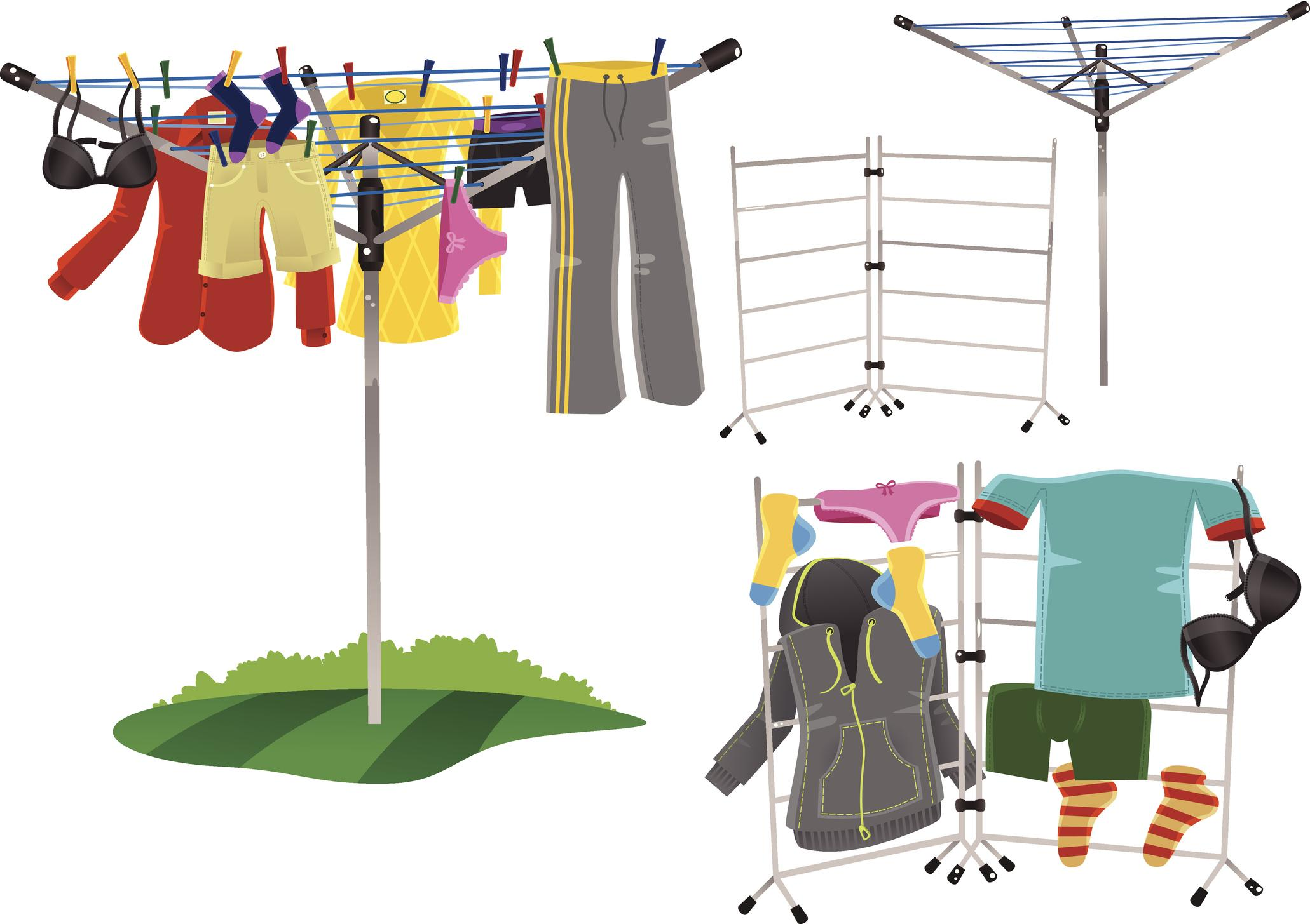 10 best clothes airers and drying racks