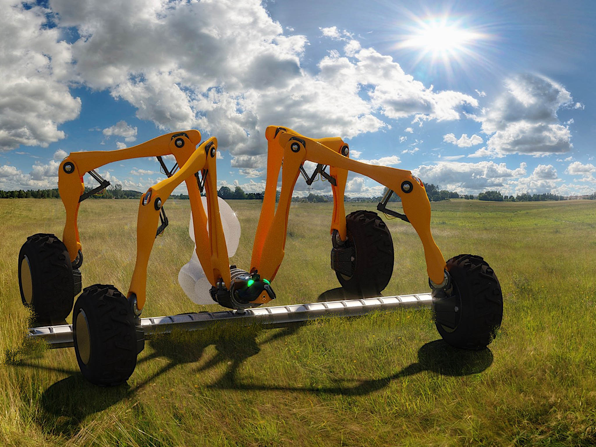 How robots could be the answer to our post-Brexit farming problems ...