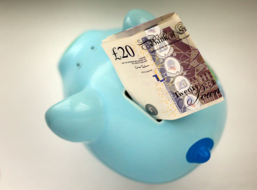 If people don't have the habit of saving when they are young they are unlikely to acquire it
