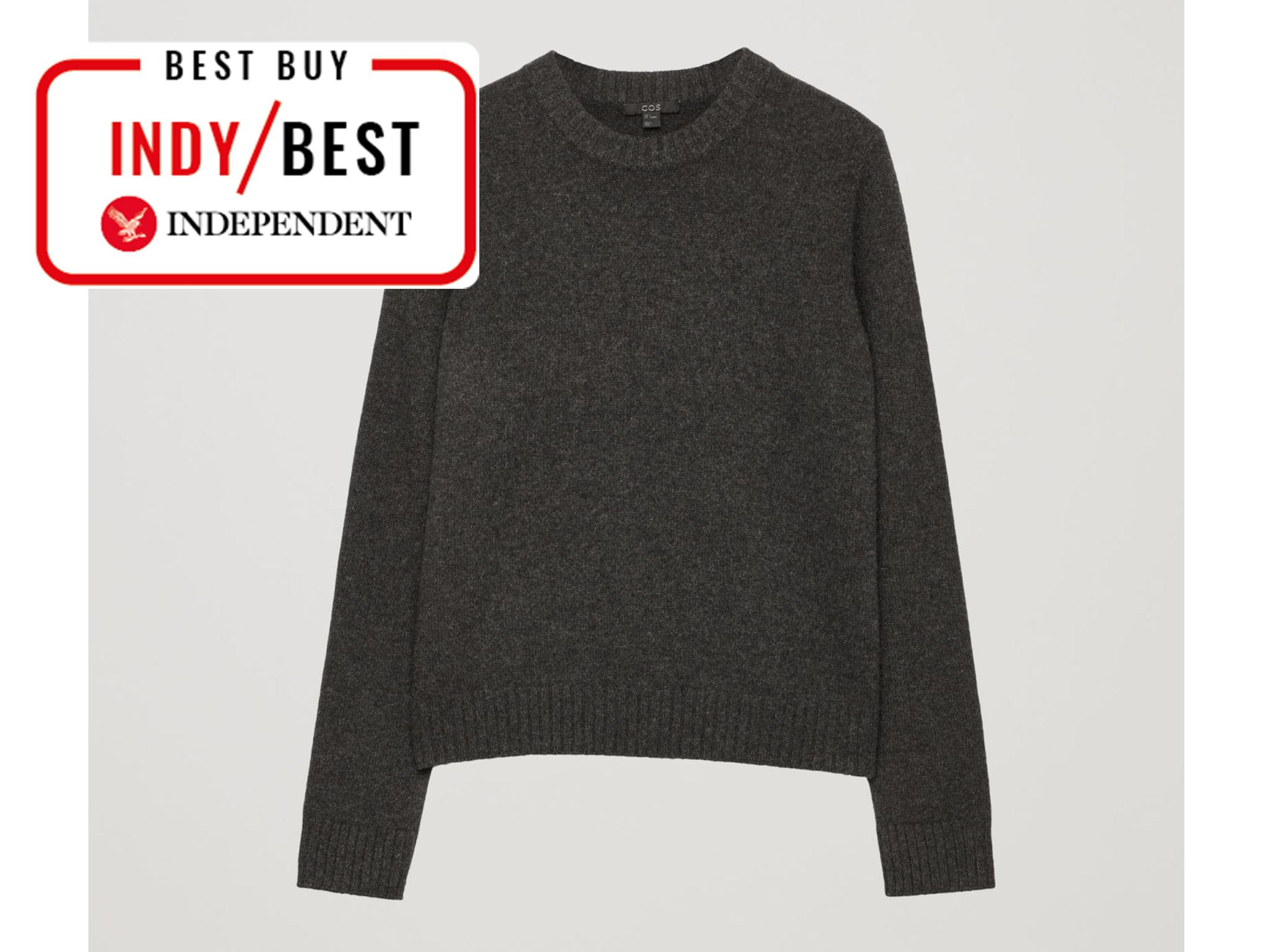 7b44b07b0d3ed9 10 best cashmere jumpers for women | The Independent