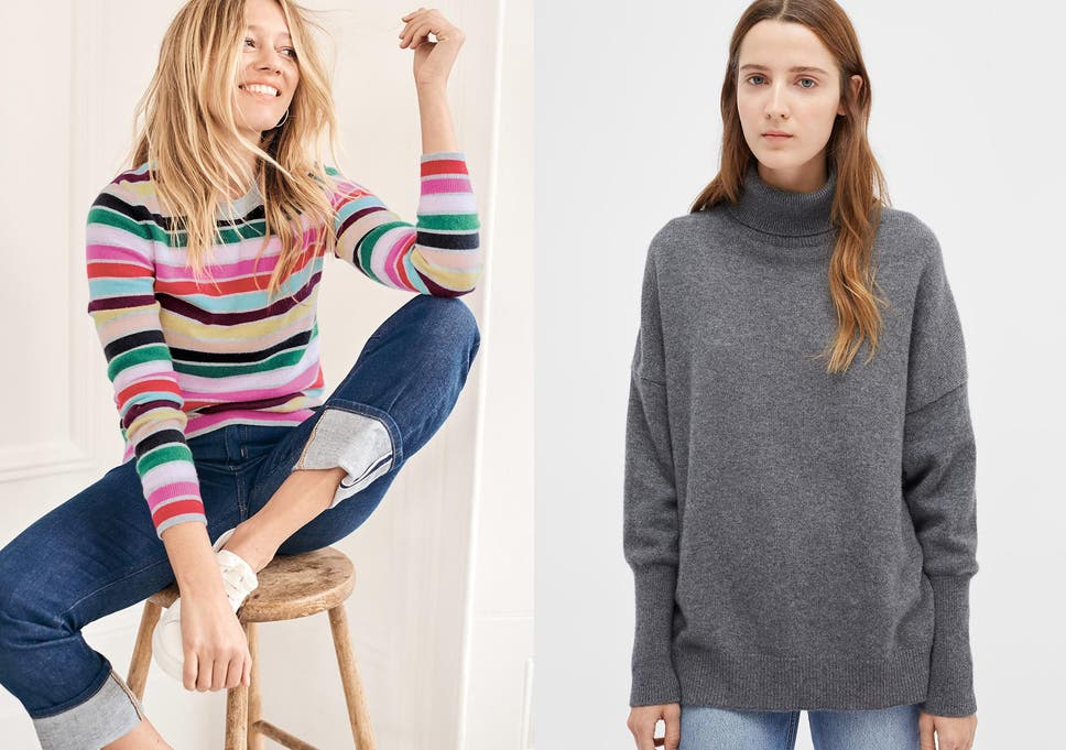 6c0afe0ea3 10 best cashmere jumpers for women | The Independent